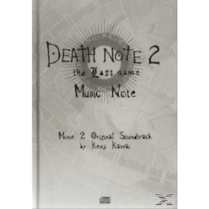 Kenji-Kawai—Death-Note-2–The-Last-Name–Music-Note-[CD]
