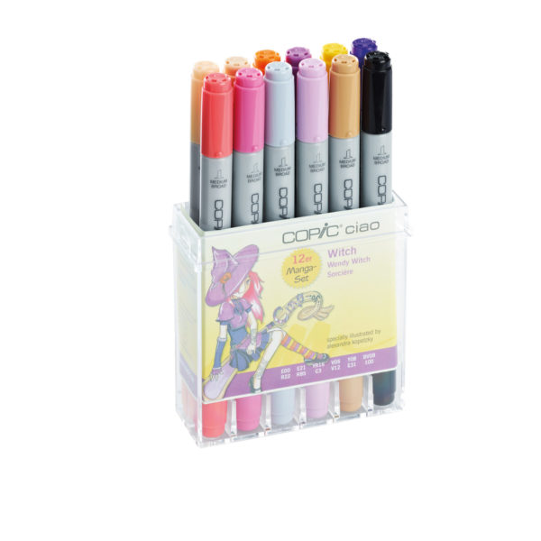 96-copic-ciao-12er-set-witch-1