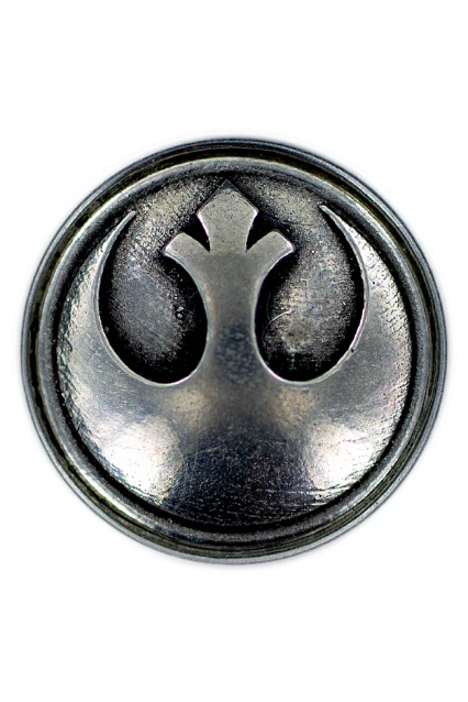 Rebel Alliance metal emblem – Clicks